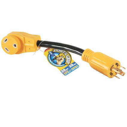 Power Grip 30-Amp Generator Adapter