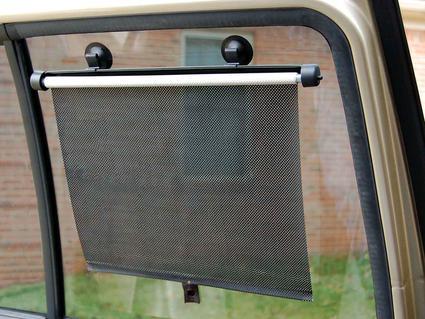 Roll Up Window Shade