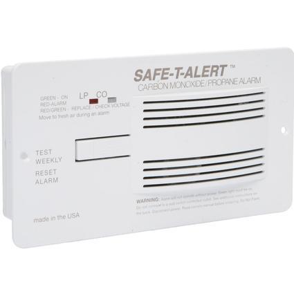 Safe-T-Alert Carbon Monoxide/Propane Alarm
