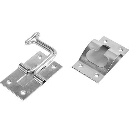 Zinc Entry Door Holder - 90 Degree