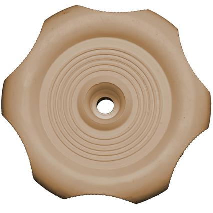 Beige Window Knob - 1/2