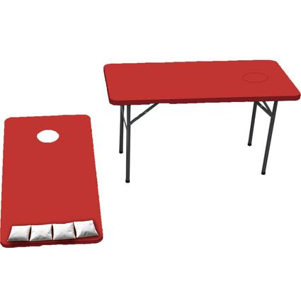 Play-ble Table Set - Red