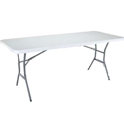 Fold-in-Half Table - 6 foot