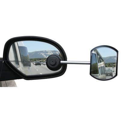 Driver's Side Tow-N-See Towing Mirror - Flat