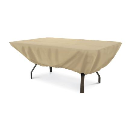 Terrazzo Collection Patio Furniture Covers-Rectangular/Oval Table Cover