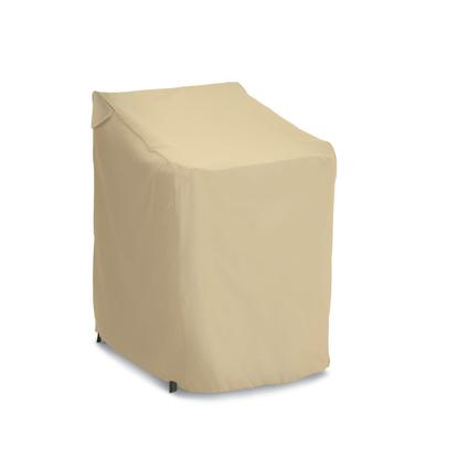 Terrazzo Collection Patio Furniture Covers-Stackable Chair Cover
