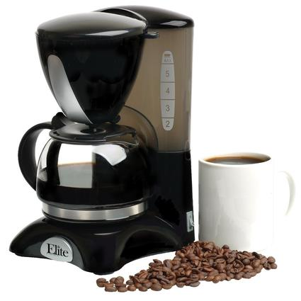 Elite 4-cup Coffee Maker