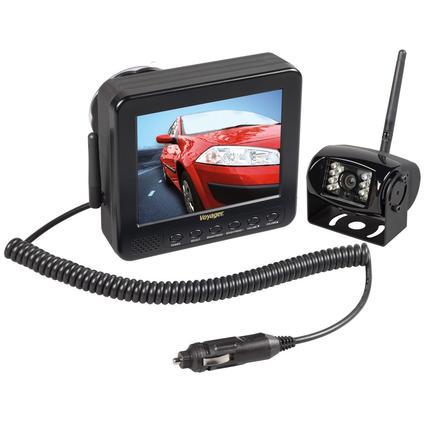 Voyager Digital Wireless Backup System