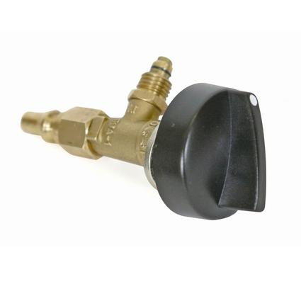 LP Gas Control Valve with Quick-Connect
