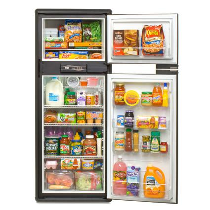 Norcold Refrigerator without Ice Maker 9.5 - Black