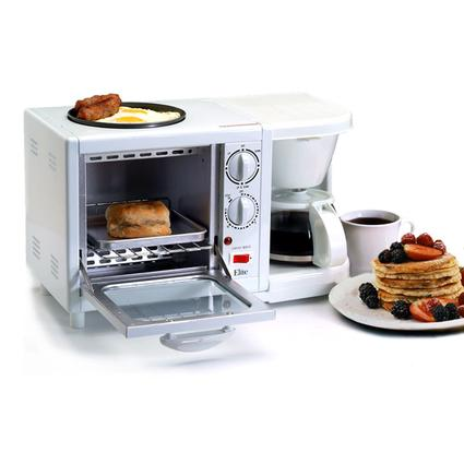 3-in-1 Multifunction Breakfast Deluxe Center