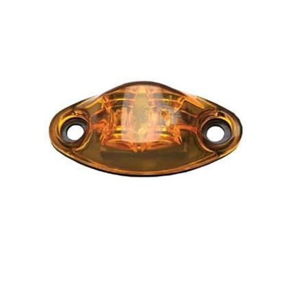 Weatherproof LED Marker Light , 2 diode