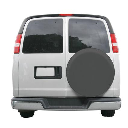 Custom Fit Spare Tire Cover