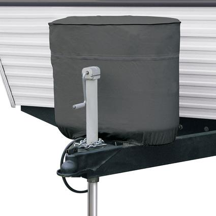 RV Tank Cover - Grey, Fits Double 20 / 5 gallon
