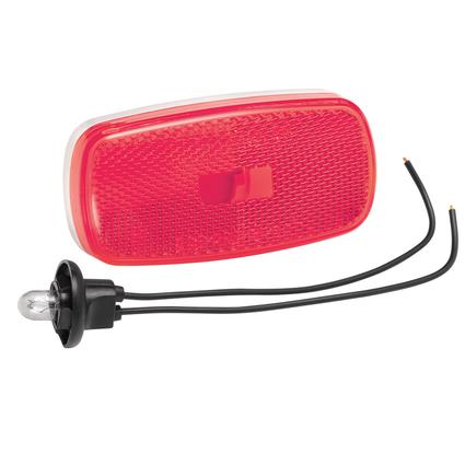 Clearance/Side Marker Lights #59 Series with Reflex Lens