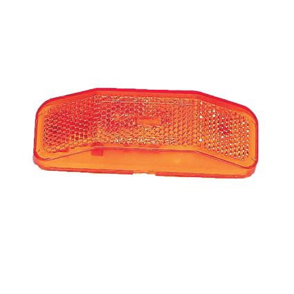 Clearance/Side Marker Light #99 Series with Reflex Lens- Amber