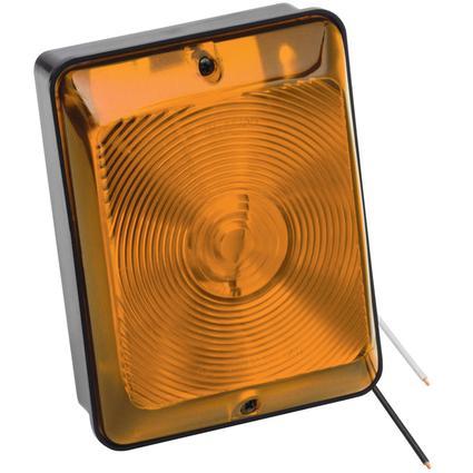 Single Tail Lights #86 Series- Turn Amber