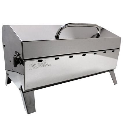 Kuuma Stainless Steel Grills - Charcoal Grill