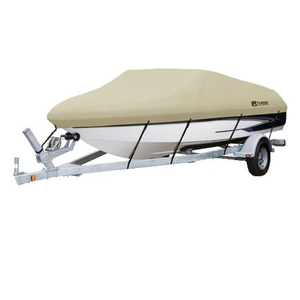 Dryguard Waterproof Boat Cover - 14' - 16', Beam 75