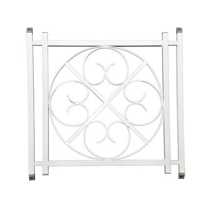 Screen Door Grille - White