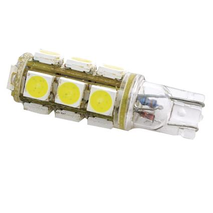 LED Multidirectional Radial Tower Bulb with Wedge Mount Connection - Warm White