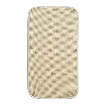 Microfiber Drying Mat- Wheat
