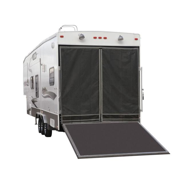 RV Toy Hauler Screen for Steel Frames - Classic Accessories 79994 ...