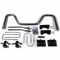 Hellwig Big Wig Rear Sway Bar - 01-06 GM 2500, 3500 HD
