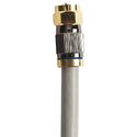 RG6 Digital Quadshield Coax Cable - 25'