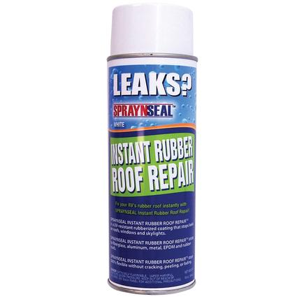 Spray-n-Seal Instant Rubber Roof Repair, 16 oz