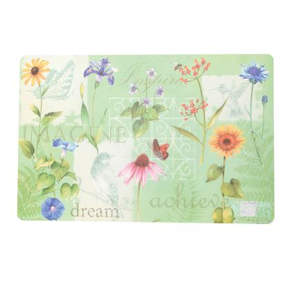 Reversible Placemats- Wildflower