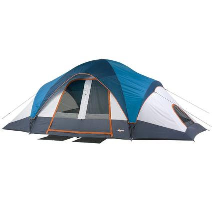 Mountain Trails Grand Pass 2 Person Family Dome Tent