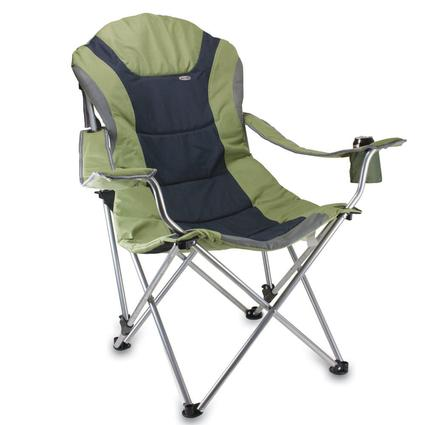 Reclining Camp Chair- Sage Green