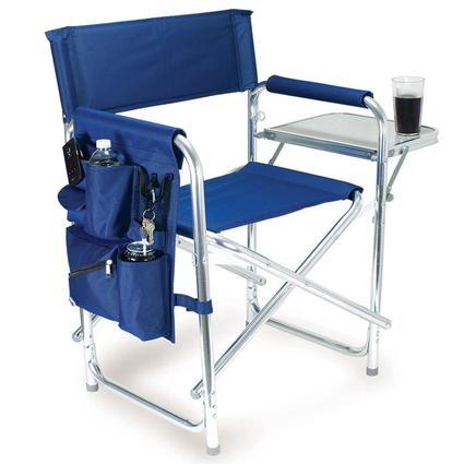 Sports Chair- Navy