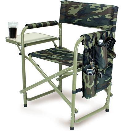 Sports Chair- Camo