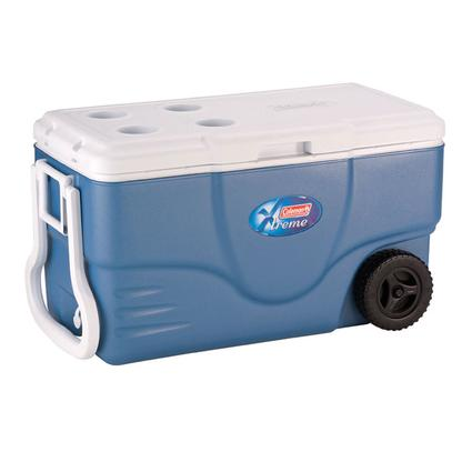 62 Quart Xtreme 5 Wheeled Cooler