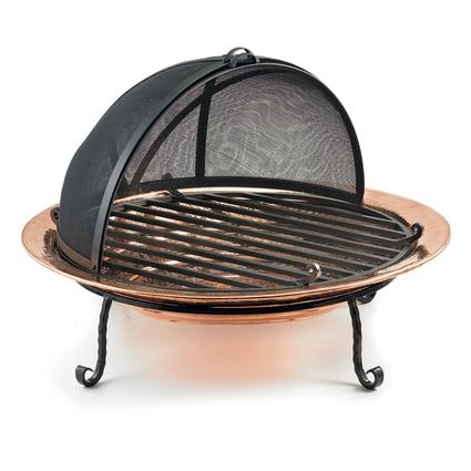 Hand-Hammered Fire Pit - Large