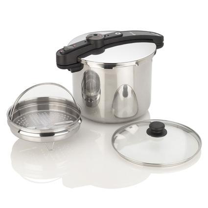 10 Quart Chef Pressure Cooker