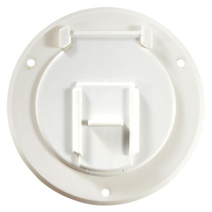 Electrical Cable Hatch - White