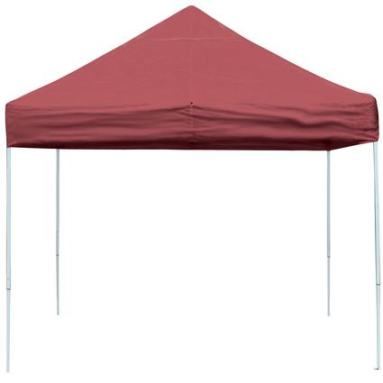 10X10 Pro Series Pop-Up Canopy - Red