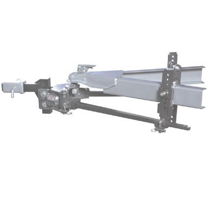 Husky Center Line Hitch - 1400 lb Max