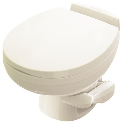 Aqua Magic Residence Low Profile Toilet - Bone