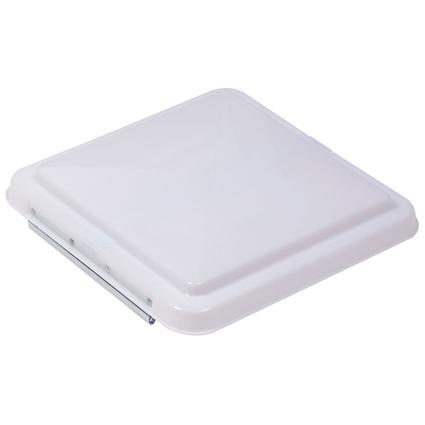Ventmate Low Profile Replacement Vent Lid for Ventline and 1995+ Style Elixir Vents – White