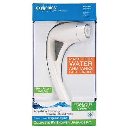 BodySpa RV Shower Kit - White