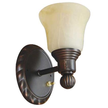 Victorian Oval Pin Up Light