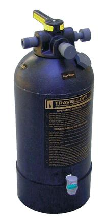Portable Water Softener & Conditioner