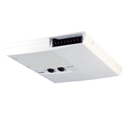 Air Distribution Box for Brisk Air Heat Pump, Polar White
