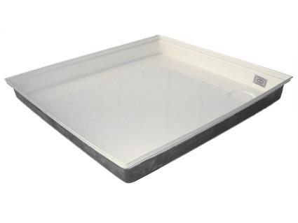 Shower Pan Sp100 - Polar White