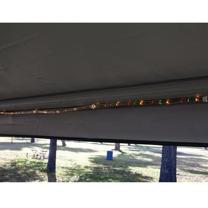 Multi-Colored Rope Light, 18'