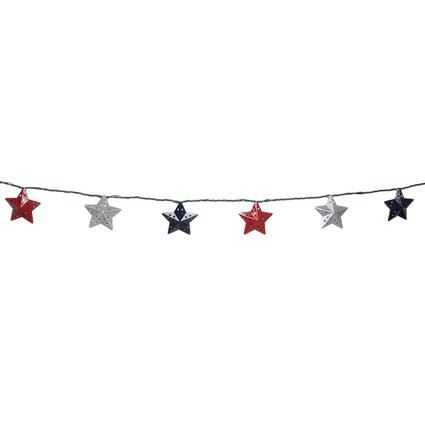 Patriotic Stars Lights